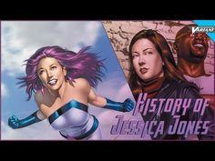 A propósito de su estreno en Netflix esta el la Historia de Jessica Jones - Mexgeekeando