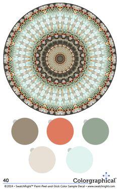 Color Inspiration 40 @SherwinWilliams