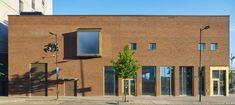 Cultural centre in Upplands Väsby — Thomas Eriksson Arkitekter
