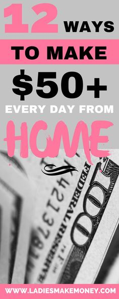 Quick ways to make extra money from home. Looking for ways to make extra money from home? Check out our list of different ways to make money online as a stay at home mom. Side hustles, Side hustle, Make extra money, make extra money from home, make extra Earn Money Online Fast, Earn Money From Home, Make Money Blogging, Earning Money, Money Tips, Win Money, Raise Money, Money Today, Write Online