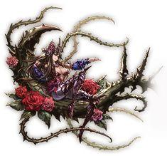 Rose Queen   THEATRE   Granblue Fantasy