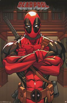 An awesome Deadpool poster! One of the most interesting characters in the Marvel Comics Universe! Fully licensed. Ships fast. 22x34 inches. Check out the rest of our great selection of Deadpool poster