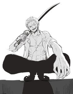 Pirate Hunter Roronoa Zoro One Piece