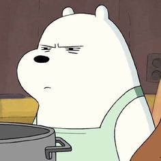 We bara bear bare bears love memes We bara bear Cartoon Icons, Bear Cartoon, Cartoon Memes, Cute Cartoon, Cartoons, Ice Bear We Bare Bears, We Are Bears, We Bear, Cartoon Wallpaper Iphone