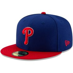 139f43a7186cf Youth Philadelphia Phillies New Era Royal Authentic Collection On-Field  59FIFTY Fitted Hat