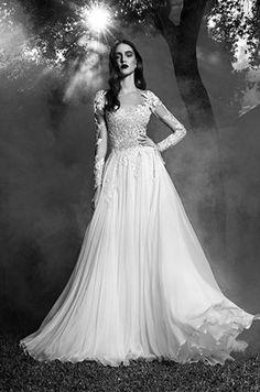 Wedding Dresses, Wedding Gowns, Bridal Fashion, Zuhair Murad || Colin Cowie Weddings