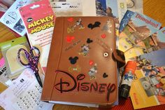 Disneyland Smash Book!