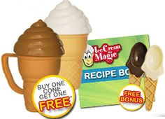 """""""TV Stuff Reviews"""" - Kids Love Making Ice Cream at Home with the Ice Cream Magic!"""