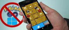 Pokémon GO a caminho do Windows 10 Mobile? Microsoft revela que 'busca opções' - Tudocelular.com