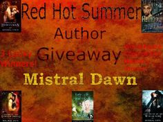 Mistral Dawn's Musings: #RedHot #Summer #Giveaway! $150 #Cash #Grand #Priz...
