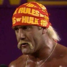 Wwe Hulk Hogan, Wwe Wallpapers, Professional Wrestling, Hollywood, Iron Gates, Legends, Women's Fashion, Retro, Places
