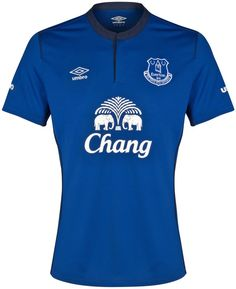 Everton Home Kit 14/15 Umbro