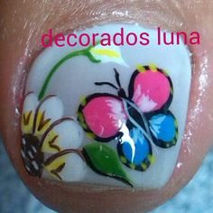 Pedicure Nails, Projects To Try, Lady, Colors, Desserts, Make Art, Work Nails, Amor, Toe Nail Art