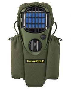 Insect Nets and Repellents 65965: Thermacell Moquito Repellent Appliance And Holster W/Clip Olive, Green BUY IT NOW ONLY: $39.99