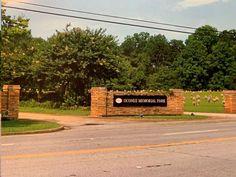 2 Single Grave Spaces for Sale $3Kea! Oconee Memorial Park Seneca, SC Section D The Cemetery Exchange