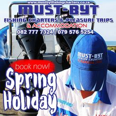 Spring Holiday Season - Must Byt School Terms, Fishing Charters, The Good Place, Competition, Good Things, Seasons, Website, Best Deals, Spring