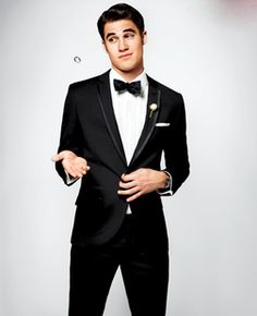 Darren Criss #glee  <3 the Warblers! -Here you go Russ!