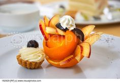 Petit Fours On A Cake Plate   Stock Photos   Royalty Free ...