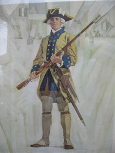 American War, American Soldiers, Early American, American History, British Soldier, British Army, Military Divisions, Friedrich Ii, Independence War