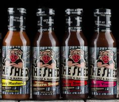 The Shed BBQ Store - Sauce Bundle, $15.00 (http://store.theshedbbq.com/sauce-bundle/)