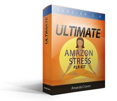 Ultimate Amazon Stress PLR Review | **Now you can dominate this $300 bil...