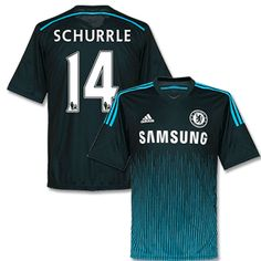 Adidas Chelsea 3rd Schurrle 14 Shirt 2014 2015 (PS Pro Chelsea 3rd Schurrle 14 Shirt 2014 2015 (PS Pro Printing) http://www.comparestoreprices.co.uk/football-shirts/adidas-chelsea-3rd-schurrle-14-shirt-2014-2015-ps-pro.asp