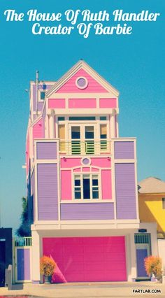 1000 Images About Barbie Houses Reals On Pinterest