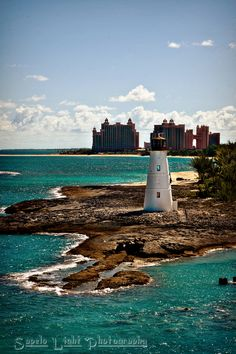 Hogs Head Lighthouse ~ Nassau, Bahamas www.facebook.com/loveswish