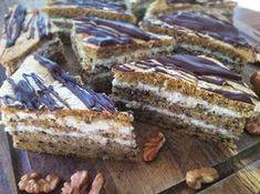 Vynikajúci koláč na spôsob obľúbenej Marlenky. Špaldová múka má jemnú orieškovú chuť a výborne sa dopĺňa s chuťou orechov, medu a tvarohu. CESTO 6 PL hladkej celozrnnej špaldovej múky, 5 PL mletých orechov, 4 vajcia, 1 PL kypriaceho prášku do pečiva, 6 PL trstinového cukru, 1/8 šálky vody. KRÉM 250g jemného nízkotučného tvarohu, 3-4 PL […] Sweet Desserts, Sweet Recipes, Healthy Desserts, Tiramisu, Cheesecake, Treats, Baking, Breakfast, Ethnic Recipes