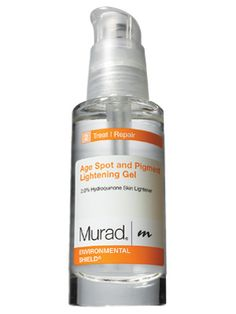 Murad Age Spot and Pigment Lightening Gel - InStyle Best Beauty Buys 2009 Winner #instylebbb