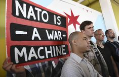 Occupy protesters plan to march without permits, target Boeing at NATO summit
