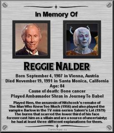 Reggie Nalder