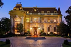 fancy houses mansions