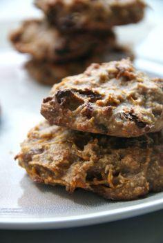 Skinny carrotcake-koekjes