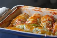 No summer cookout is complete without a tray of stuffed cabbages! Tender cabbage leaves stuffed with rice, seasoned ground meats and a rich tomato sauce make this the perfect summer comfort food. Plus these freeze beautifully! Best Cabbage Rolls Recipe, Easy Cabbage Rolls, Cabbage Recipes, Cabbage And Beef, Baked Cabbage, Stuff Cabbage, Easy Stuffed Cabbage, Chowder Recipes, Ground Beef Recipes