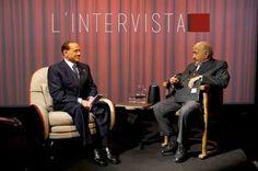 """Berlusconi: """"Vedo il #Milan e mi sento male"""" : http://bit.ly/2zXpwfO"""