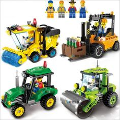 City Heroes !! City Construction Team DIY Assembling Building Blocks Toy Kit #>=#>=#>=#>=#> Click on the pin to check out discount price, color, size, shipping, etc. Save and like it!