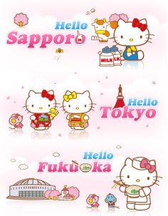 EVA AIR × Hello Kitty Hello Kitty Vans, Sanrio Hello Kitty, Sanrio Wallpaper, Hello Kitty Wallpaper, Airplane Painting, Hello Kitty Images, Inspector Gadget, Sanrio Characters, Little Twin Stars