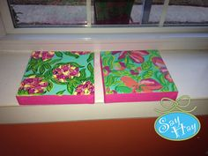 Lilly Paintings <3