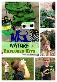 Nature Explorer Kits