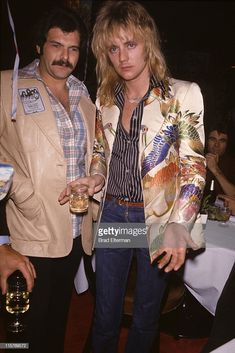 Roger Taylor of Queen (R) and guest at a post-concert party in Las Vegas, Nevada. **EXCLUSIVE** ***Exclusive*** (Photo by Brad Elterman/FilmMagic) John Deacon, Caroline Dhavernas, Queen Drummer, Roger Taylor Queen, Queen Photos, Ben Hardy, We Will Rock You, Queen Band, Killer Queen