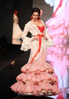Fotografías Moda Flamenca - Simof 2013 - MOLINA MODA FLAMENCA - Foto 13
