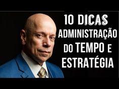 Amorim Sangue Novo: Administração do Tempo e Estratégia - Dez dicas de Leandro Karnal
