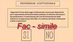 Referendum costituzionale:questo non è un quesito, questa è una truffa! Ecco perchè http://jedasupport.altervista.org/blog/politica/referendum-costituzionale-quesito/