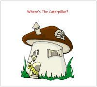 Free Story - Wheres The Caterpillar? Free Download