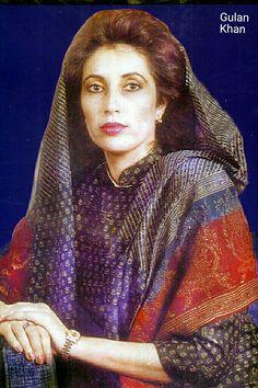 Mohtrama Benazir Bhutto