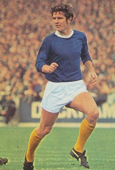 Brian Labone of Everton in Everton Fc, 1970s, Football, Club, Style, Soccer, Swag, Futbol, American Football