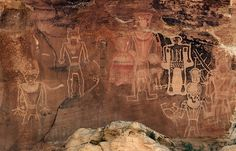 Petroglyphs - Nine Mile Canyon, located just outside of Price, Utah. Paved road easily accessible.