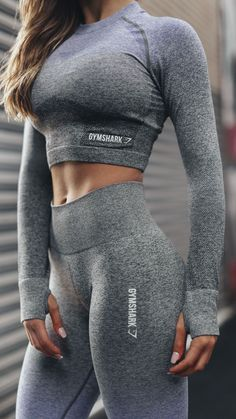 Gymshark, workout outfit, inspiration 💜