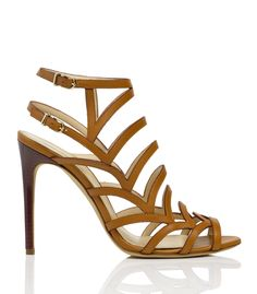 Alexandre Birman's pre-fall collection presents art at every angle. Available for pre-order on January 16 from Bonfaire.com.